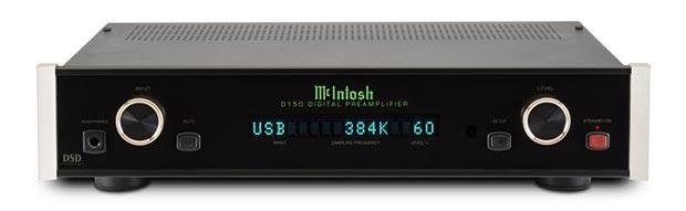 mcintosh 2 12 01 2015 - McIntosh D150: pre digitale e DAC