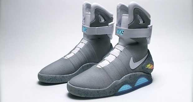 Nike Air Mag  le scarpe auto-allaccianti in arrivo - Tech4U.it 2acea8261b4