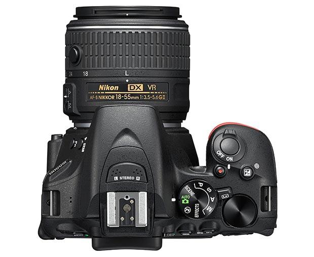 nikon 08 01 2015 - Nikon D5500: reflex con Wi-Fi e touch screen
