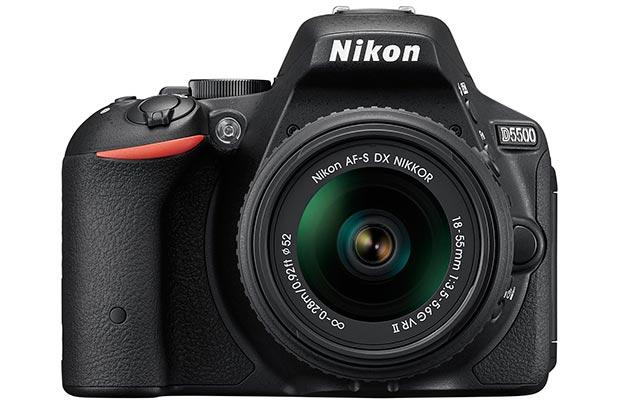 nikon 2 08 01 2015 - Nikon D5500: reflex con Wi-Fi e touch screen