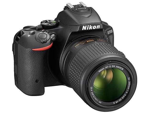nikon 3 08 01 2015 - Nikon D5500: reflex con Wi-Fi e touch screen