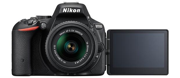 nikon 4 08 01 2015 - Nikon D5500: reflex con Wi-Fi e touch screen