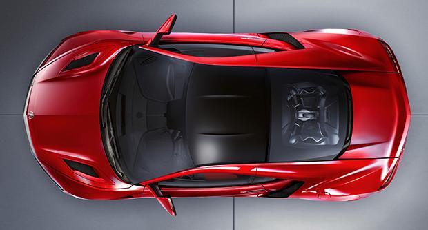 nsx5 19 01 15 - Nuova Honda NSX: ibrida con 3 motori elettrici