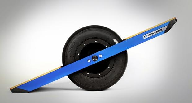 onewheel 16 01 2015 - Onewheel: skateboard elettrico con app mobile