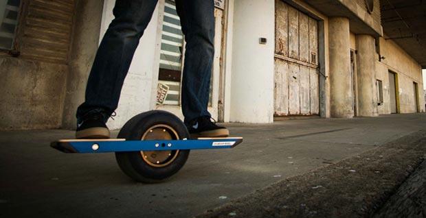 onewheel 2 16 01 2015 - Onewheel: skateboard elettrico con app mobile