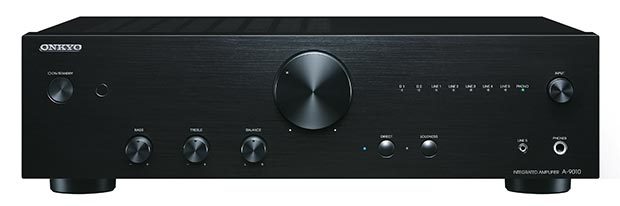onkyo 2 13 01 2015 - Onkyo A-9010: ampli stereo con DAC Wolfson