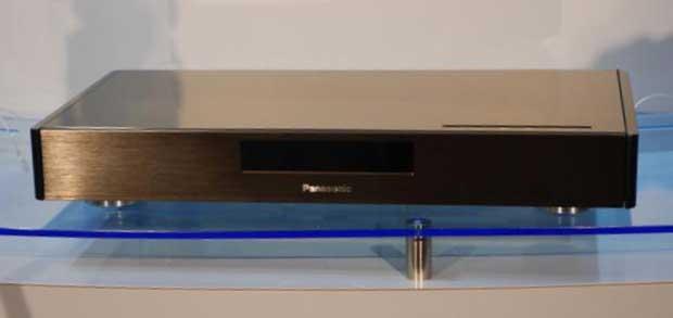 panasonicbd4k 2 06 01 15 - Panasonic: lettore Blu-ray 4K prototipo