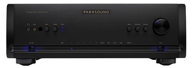 parasound 12 01 2015 - Parasound Halo Integrated: ampli 2.1 e DAC
