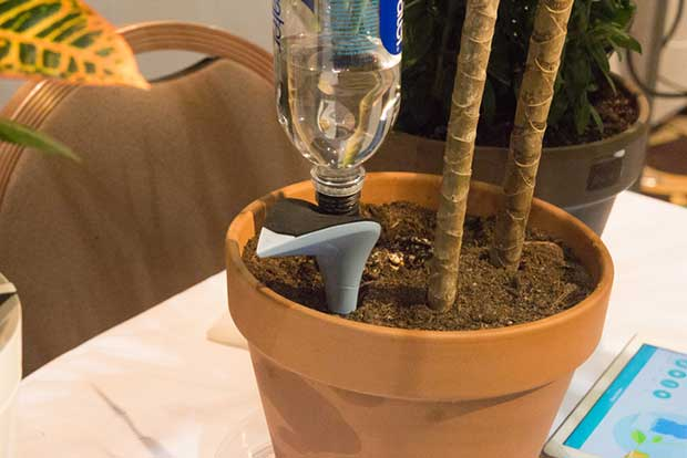 "parrot3 05 01 14 - Parrot Pot e H2O: vaso ""smart"" e sensore piante"