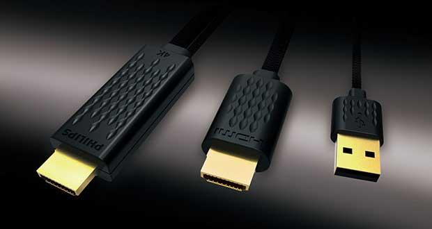 philips4k 14 01 15 - Philips SWV9401W: cavo HDMI con upscaling 4K