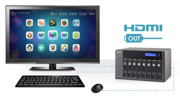 """qnap 02 01 15 - QNAP HD Station 2.0 per NAS """"multimediali"""""""