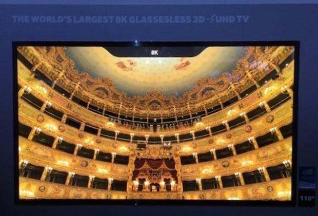 samsung 8k 09 01 2015 - Samsung e LG: TV LCD HDR a risoluzione 8K