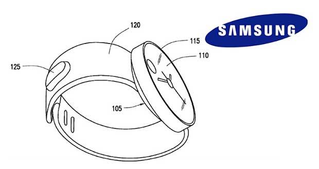 samsunground1 20 01 15 - Samsung: uno smartwatch circolare in arrivo?