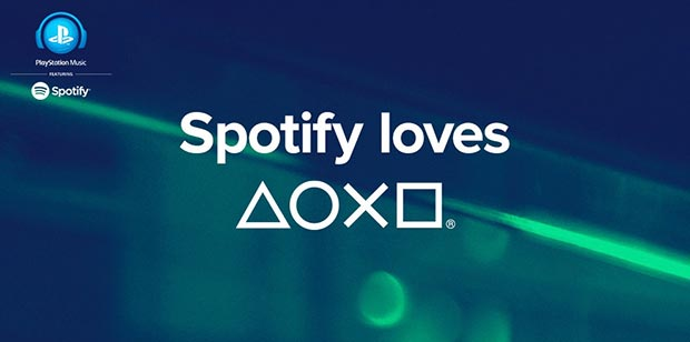 sony 28 01 2015 - PlayStation Music: streaming con Spotify