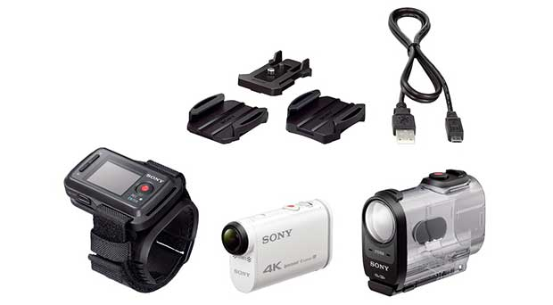 sonycam4k 3 07 01 15 - Sony FDR-X1000VR: Action-cam 4K con HFR