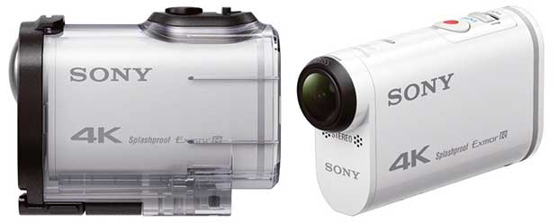 sonycam4k 4 07 01 15 - Sony FDR-X1000VR: Action-cam 4K con HFR