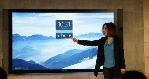 "surface hub evi 21 01 2015 300x160 - Microsoft Surface Hub: display touch 84"" 4K"