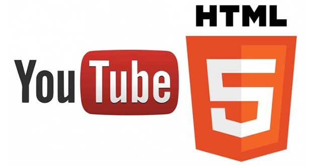 youtubehtml5 28 01 15 - YouTube: solo HTML5 e addio Flash
