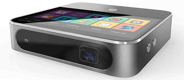 zte 09 01 2015 - ZTE Spro 2: mini proiettore LED e hotspot Android
