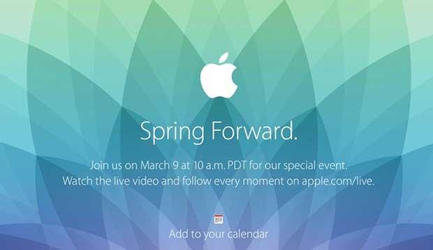 apple2 26 02 15 - Apple Watch: evento lancio il 9 marzo