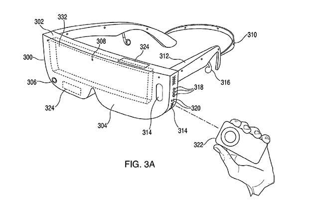 applevisore2 18 02 15 - Apple: brevetto visore VR per iPhone