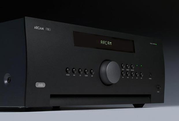 arcam 19 02 2015 - Arcam FMJ A49: ampli stereo integrato