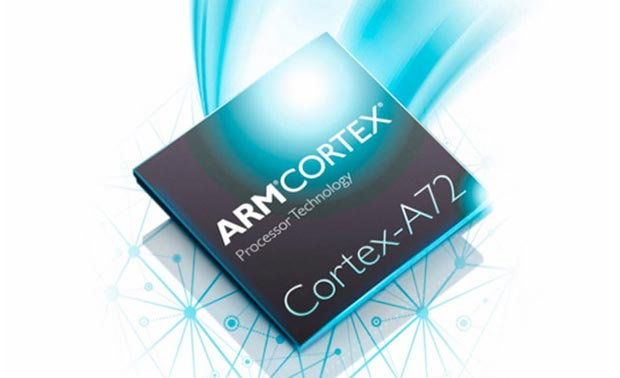 arm 04 02 2015 - ARM Cortex-A72: CPU 64 bit per video 4K a 120fps