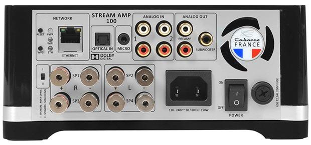 cabasse 3 12 02 2015 - Cabasse Stream AMP 100: ampli con streaming