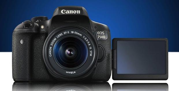 canon 10 02 2015 - Canon EOS 750D e 760D: reflex da 24,2MP