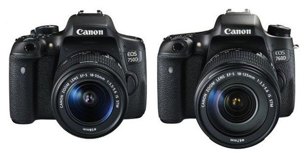 canon 3 10 02 2015 - Canon EOS 750D e 760D: reflex da 24,2MP