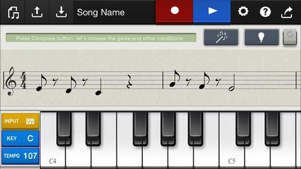 casio2 03 02 15 - Casio: App che rende chiunque musicista