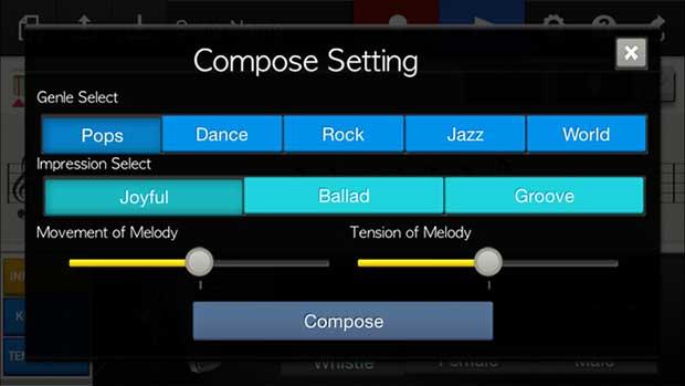 casio3 03 02 15 - Casio: App che rende chiunque musicista