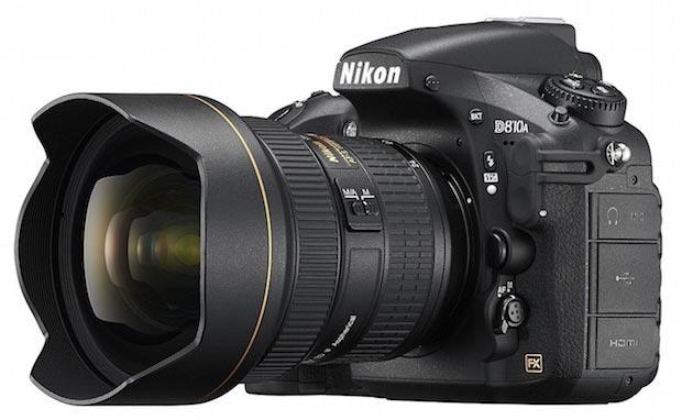 d810a 11 02 2015 - Nikon: nuova reflex e fotocamere