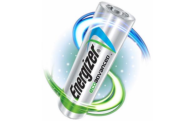 energizer 04 02 2015 - Energizer EcoAdvanced col 4% di pile riciclate