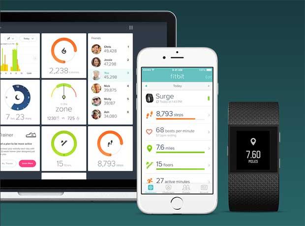 fitbit5 05 02 15 - Fitbit Charge HR e Surge: orologi per il benessere