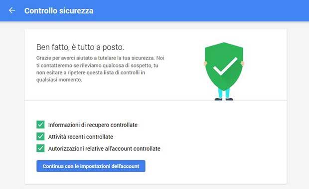 googledrive2 12 02 15 - Google Drive: 2GB in più a chi verifica la sicurezza