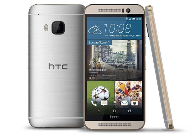 htc 3 23 02 2015 - HTC One M9: immagini e specifiche ufficiose