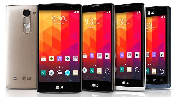 lg 23 02 2015 - Nuovi smartphone LG al Mobile World Congress
