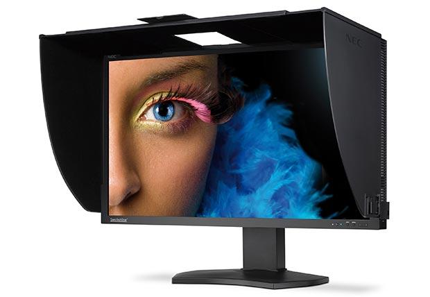 nec 24 02 2015 - NEC SpectraView 322UHD: monitor UHD