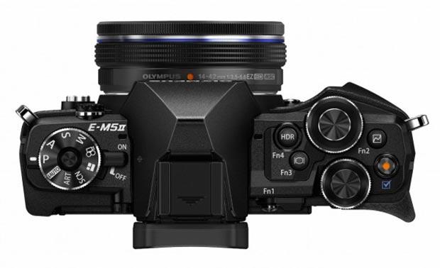 olympus 2 06 02 2015 - Olympus OM-D E-M5 Mark II: mirrorless con 40MP