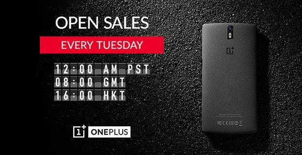oneplus 2 10 02 2015 - OnePlus One in vendita libera da oggi