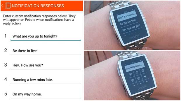 pebble2 17 02 15 - Pebble Smartwatch con notifiche Android Wear