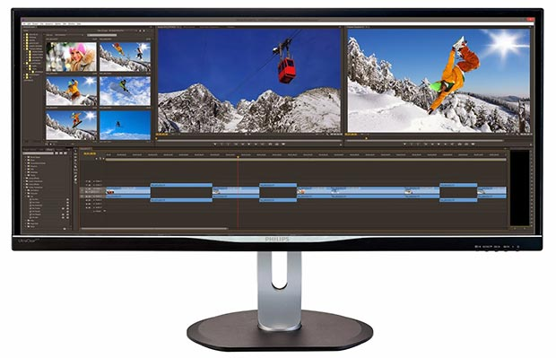 philips 3 24 02 2015 - Philips BDM34706UP: monitor Quad HD 21:9