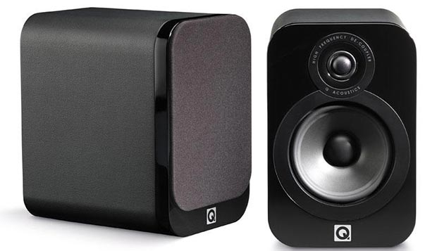 q3020 20 02 2015 - Q Acoustics Q3000: diffusori home cinema