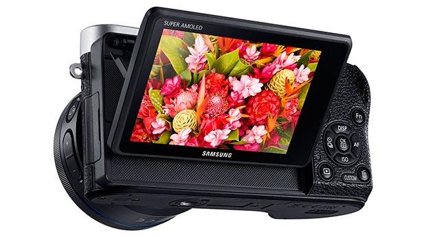 samsung 3 05 01 2015 - Samsung NX500: mirrorless con video 4K