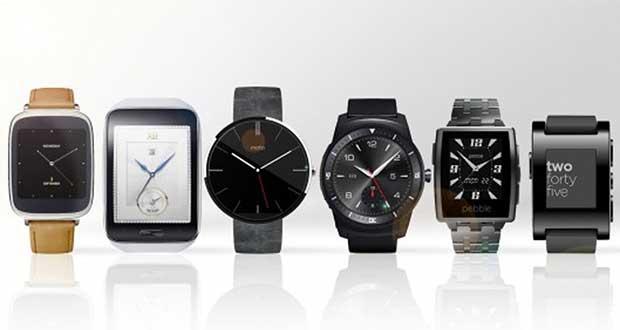 smartwatch 12 02 15 - Mercato SmartWatch in sofferenza fino ad ora