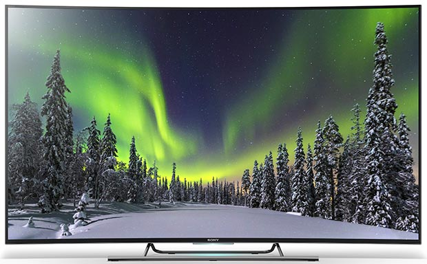 sony 3 11 02 2015 - Sony S85C: TV Ultra HD con schermo curvo