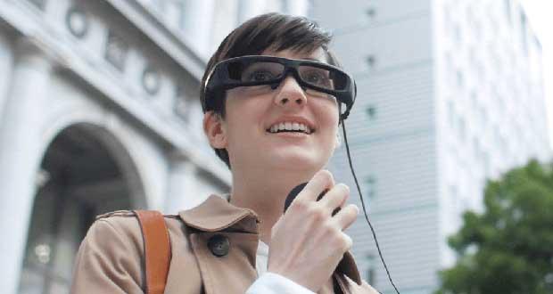 sonyglass1 17 02 15 - Sony SmartEyeGlass: disponibili in Italia a 800€