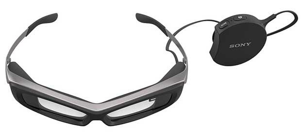 sonyglass2 17 02 15 - Sony SmartEyeGlass: disponibili in Italia a 800€