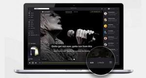 spotify1 26 02 15 300x160 - Spotify: nuova versione desktop con Karaoke